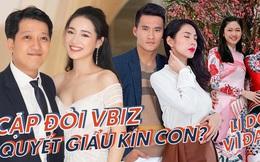 Sao Việt quyết tâm giấu kín diện mạo con cái: Nhã Phương - Thủy Tiên cùng chung một lý do, Á hậu Thanh Tú lại vô tình để lộ?