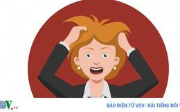 """10 dấu hiệu quan trọng cảnh báo cơ thể bạn đang quá """"stress"""""""