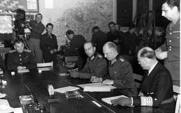 Vì sao Đức hai lần đầu hàng sau khi bại trận trong Thế chiến 2?