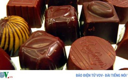 Top 10 lợi ích sức khỏe của sôcôla