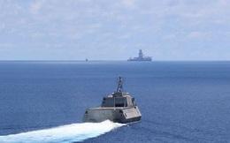 Biển Đông, biển Hoa Đông tiếp tục dậy sóng