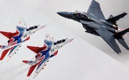Liên Xô đã huấn luyện phi công chống F-15 Eagle của không quân Mỹ ra sao?