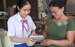 Nữ sinh nhà nghèo trả lại chiếc ví chứa 30 triệu đồng cho người đánh rơi