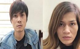 Cặp đôi nghiện gây hơn chục vụ trộm xe máy
