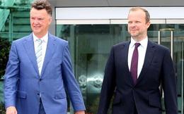 Chỉ trích lãnh đạo Man.United, Van Gaal bị phản đòn mạnh mẽ