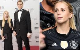 Thủ môn Neuer gây sốc khi cặp kè 'bản sao' vợ cũ