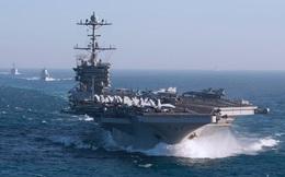 """Tung đồng loạt 6 tàu sân bay, Mỹ cảnh báo đừng lầm tưởng """"đánh bại được Mỹ"""""""