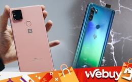 So găng smartphone Việt: Bphone B86s 'ăn' được 2 chiếc Vsmart Live mà vẫn còn thừa 2 triệu