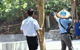 """Truy tìm du khách bắn khỉ để """"tiêu khiển"""" khi tham quan chùa Linh Ứng"""