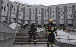 Nga: Cháy bệnh viện COVID-19 nghi do máy thở chập điện, 5 bệnh nhân thiệt mạng