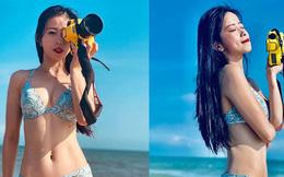 Hot girl làng võ Châu Tuyết Vân xinh như hoa tại ĐH