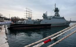 """Tàu Nga mang tên lửa khiến Tomahawk Mỹ """"chào thua"""" khoe sức mạnh trong tập trận"""