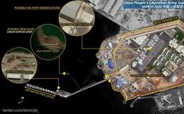 Hình ảnh vệ tinh cho thấy hải quân Trung Quốc đang mở rộng căn cứ hải ngoại