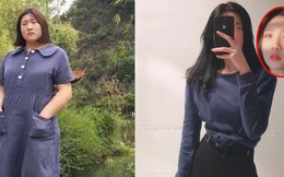 Cô gái lột xác ngỡ ngàng khi giảm 34kg trong 4 tháng: Sải bước chân và khép cái miệng lại thì bạn sẽ gầy thôi!