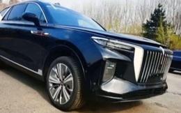 'Rolls-Royce Trung Quốc' Hongqi E115 lộ mặt, khoe tản nhiệt lớn hơn cả BMW