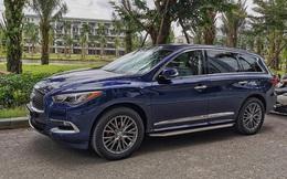 Đại gia bán SUV lỗ 1,3 tỷ để đổi Mercedes-Benz S 400, tuyên bố đây là chiếc Infiniti QX60 có nội thất độc nhất Việt Nam