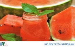 8 loại nước ép giúp giảm cân và thải độc hiệu quả