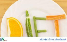 Giảm cân vừa bảo vệ sức khoẻ mà không cần ăn kiêng