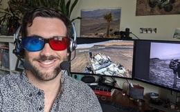 Kỹ sư NASA ngồi nhà điều khiển robot thăm dò trên Sao Hỏa như thế nào?