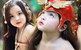 Đẳng cấp nhan sắc con gái mỹ nhân đẹp nhất Philippines: Xinh như tiên tử giáng trần, mới 4 tuổi cát xê đã vượt mặt mẹ