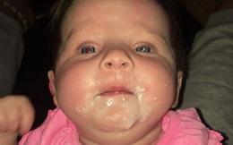 Chụp ảnh con nhưng quên không tắt flash, bà mẹ phát hiện điểm bất thường trong mắt con, không ngờ lại cứu mạng cô bé