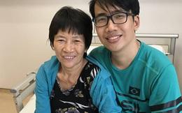 """Chạy chữa bệnh ung thư cho mẹ hơn 3 năm hết gần 4 tỉ đồng, chàng trai muốn """"bán thân"""" để tiếp tục cùng mẹ trong hành trình chiến đấu với tử thần!"""