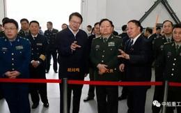 """Trung Quốc: Rúng động vụ """"Tổng chỉ huy đóng tàu sân bay"""" bị thông báo bắt giữa đêm khuya"""