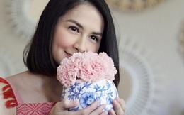 """""""Mỹ nhân đẹp nhất Philippines"""" đăng ảnh lộ vòng 2 lớn làm rộ nghi vấn mang thai lần 3"""