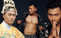 Nam chính cực hot vào vai vua Bảo Đại trong MV mới của Hoà Minzy: Cao 1m8 với body phát mê, từng được Minh Hằng 'cưng' hết mức