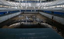 """Công trình triệu đô tổ chức Olympic 2016 hoang tàn như """"vùng đất chết"""", chuyện gì đã xảy ra?"""