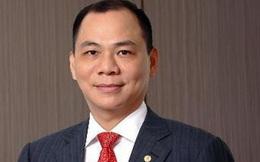 Vì sao công ty của ông Phạm Nhật Vượng bán khớp lệnh 500.000 cổ phiếu VIC?