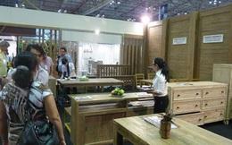 Hàng ngàn container gỗ xuất khẩu tồn ở cảng