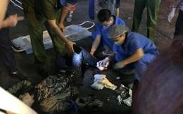 Công an điều tra vụ người đàn ông bị chém gục giữa đường phố Hà Nội