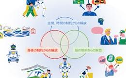 Nhật Bản: Sử dụng cyborg và robot thế thân vào năm 2050