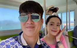 Hậu tin đồn chuyện gia đình rạn nứt, Duy Mạnh không nói nhiều mà chỉ chia sẻ ảnh chụp cùng vợ cùng với câu nói ngắn gọn khiến ai cũng phải thán phục