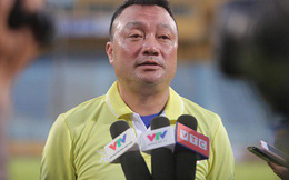HLV Trương Việt Hoàng: V-League hấp dẫn hơn khi thay đổi thể thức