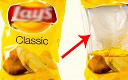 Cuối cùng tôi đã biết vì sao gói bim bim nào cũng chỉ được đóng một nửa túi