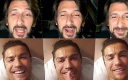 Ronaldo khiến danh hài sốc nặng bằng cuộc gọi giữa đêm, hành động chẳng chịu bật đèn của anh chàng sau đó cũng gây chú ý không kém