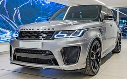 Range Rover Sport SVR 2019 độc nhất Việt Nam tìm chủ mới, chiếc biển số 'khủng' khiến việc định giá khó lường
