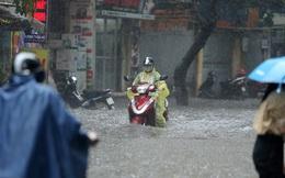 Thời tiết ngày 18/5: Bắc Bộ mưa dông, Trung Bộ nắng nóng diện rộng