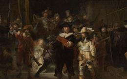Sử dụng trí tuệ nhân tạo, bảo tàng scan bức tuyệt tác thế kỷ 17 thành bức ảnh 44,8 tỷ pixel