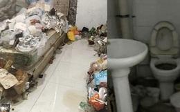 """Cô gái trẻ biến nơi thuê trọ thành """"ngôi nhà rác thải"""" chỉ trong gần 1 năm khiến ông chủ hoang mang cực độ"""