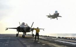 """Tàu chiến Mỹ """"giương vuốt"""" trên biển Đông"""