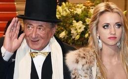 """Cuộc hôn nhân bạc tỷ của tỷ phú 81 tuổi được mệnh danh là ông trùm """"sát gái"""" nhất thế giới với người mẫu kém tuổi con mình giờ ra sao?"""