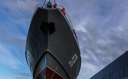 Chiến hạm Nga được trang bị dàn vũ khí khiến đối thủ kiêng nể