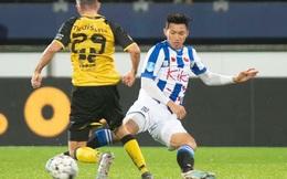 Vì sao Hà Nội chưa trả lời SC Heerenveen về Đoàn Văn Hậu?