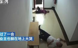 Trung Quốc: Luận võ không ăn thua, hai 'cao thủ võ lâm' so tài... ăn vạ xem ai là người chiến thắng