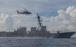 Mỹ tố nhiều vụ chạm trán không an toàn với Trung Quốc trên biển Đông