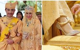 Nàng dâu hoàng gia từng gây choáng trong hôn lễ xa hoa kéo dài 11 ngày và phủ đầy vàng giờ có cuộc sống ra sao sau 5 năm?