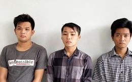 3 kẻ cướp và hiếp dâm cô gái 32 tuổi bị bắt như thế nào?